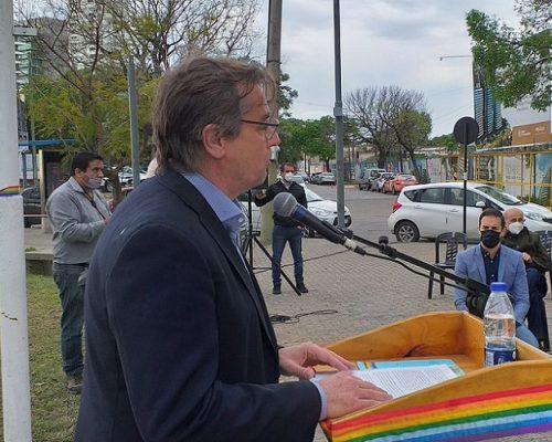 Ministro Danilo Capitani
