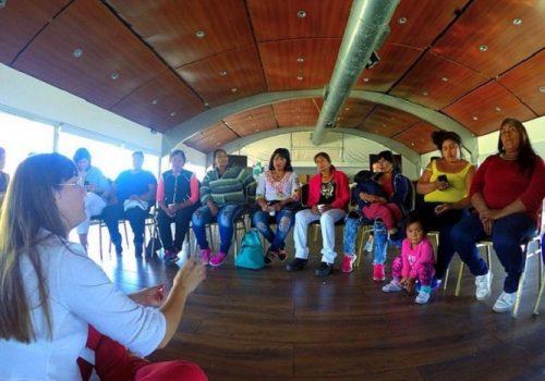 Noelia Carrizo y Grupo QUOM