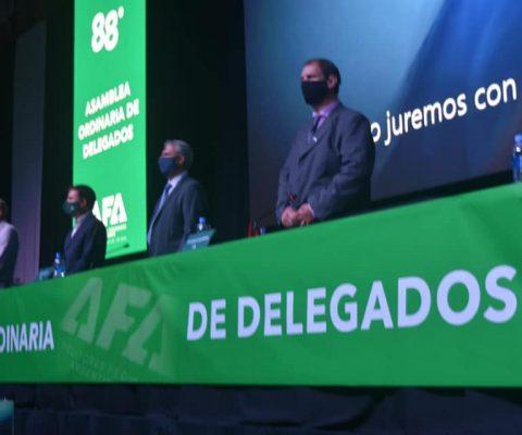Panel Asamblea AFA