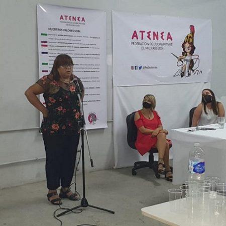 Presentación de la Federación Atenea